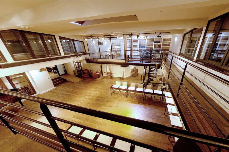 Atelier barok - Atelier location paris ...